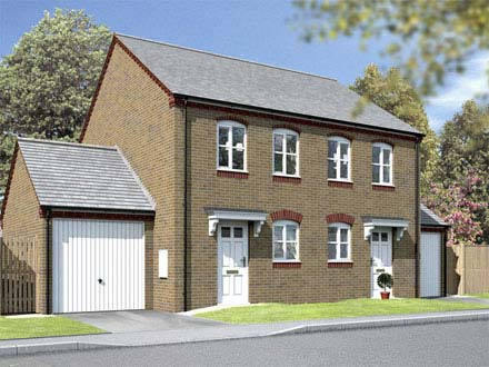 New Homes Builder in Kidderminster, Stourport and Worcester